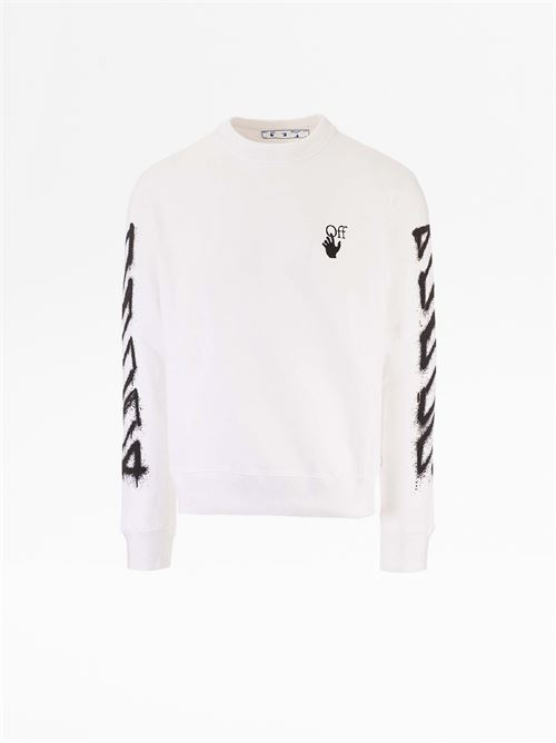 OFF WHITE OMBA025S21FLE0040110